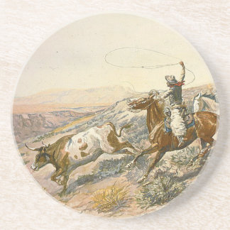TEE Cattle Drive Coaster