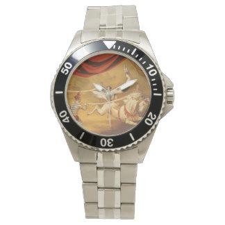 TEE Circus Act Wristwatches