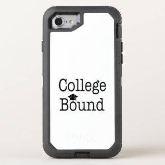 TEE College Bound OtterBox Defender iPhone 7 Case