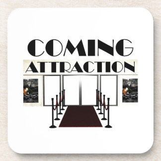 TEE Coming Attraction Coaster