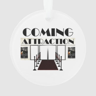 TEE Coming Attraction Ornament