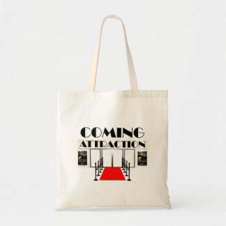 TEE Coming Attraction Tote Bag