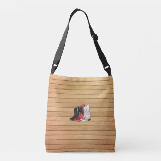 TEE Country Boots Crossbody Bag