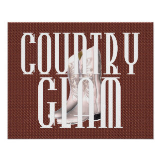 TEE Country Glam Print