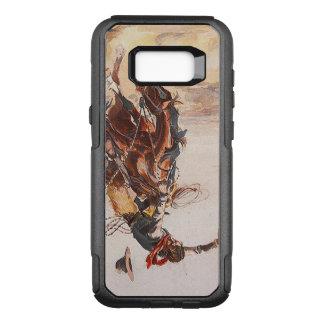 TEE Cowboy Life OtterBox Commuter Samsung Galaxy S8+ Case