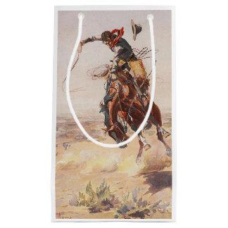 TEE Cowboy Life Small Gift Bag