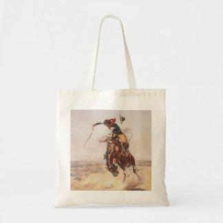 TEE Cowboy Life Tote Bag