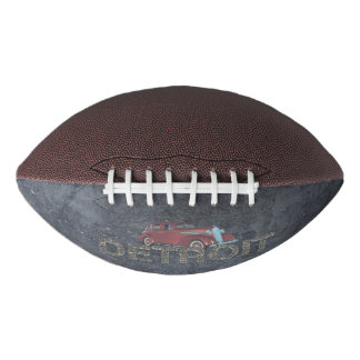 TEE Detroit Football