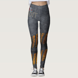 TEE Detroit Leggings