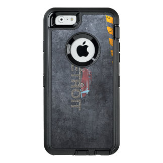 TEE Detroit OtterBox Defender iPhone Case