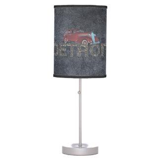 TEE Detroit Table Lamp