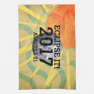 TEE Eclipse It 2017 Kitchen Towel
