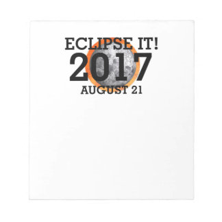 TEE Eclipse It 2017 Notepads