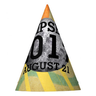 TEE Eclipse It 2017 Party Hat