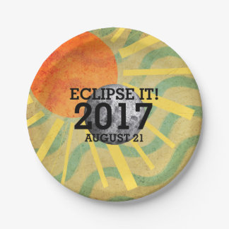 TEE Eclipse It 7 Inch Paper Plate