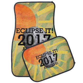TEE Eclipse It Car Mat