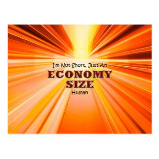 TEE Economy Size Postcard