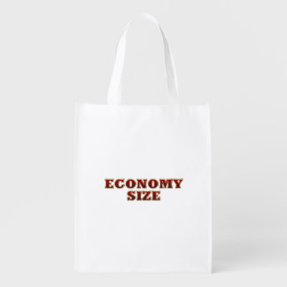 TEE Economy Size Reusable Grocery Bag