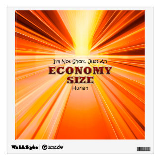 TEE Economy Size Wall Decal