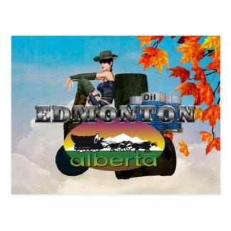 TEE Edmonton Postcard