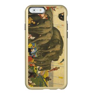 TEE Elephant Acrobats Incipio Feather® Shine iPhone 6 Case