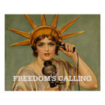 TEE Freedom's Calling Posters