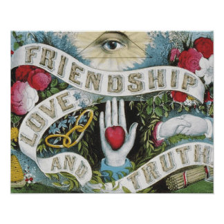 TEE Friendship Poster
