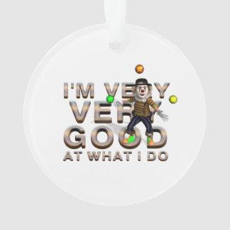 TEE Good at Multi-Tasking Ornament