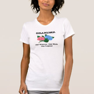Tee: Grandmother, the Woman, the Myth, the Legend T-Shirt