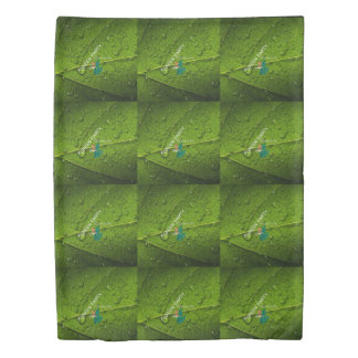 TEE Green Party Duvet Cover