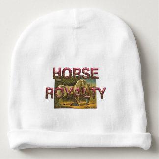 TEE Horse Royalty Baby Beanie