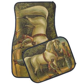 TEE Horse Royalty Car Mat