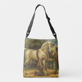 TEE Horse Royalty Crossbody Bag