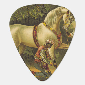 TEE Horse Royalty Guitar Pick