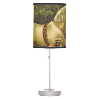 TEE Horse Royalty Table Lamp
