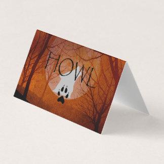 TEE Howl Business Card
