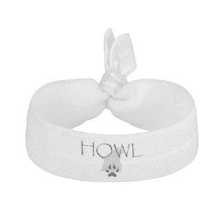 TEE Howl Elastic Hair Ties
