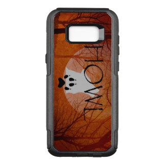 TEE Howl OtterBox Commuter Samsung Galaxy S8+ Case