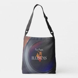 TEE I'm from Illinois Crossbody Bag