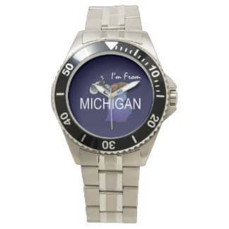 TEE I'm from Michigan Watches