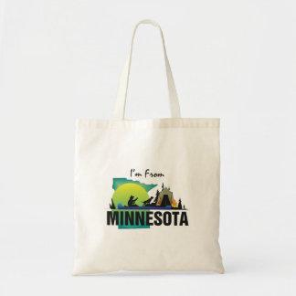 TEE I'm from Minnesota Tote Bag