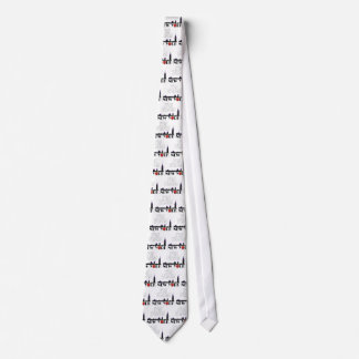 TEE I'm From New York Tie