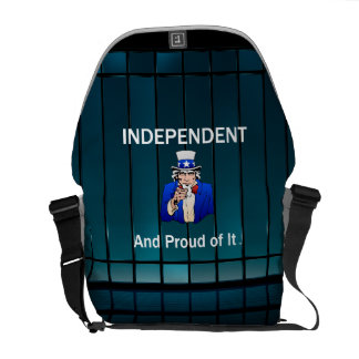 TEE Independent and Proud of It Commuter Bag