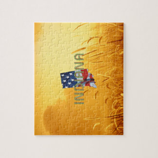 TEE Indiana Patriot Jigsaw Puzzle