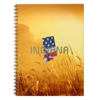 TEE Indiana Patriot Notebooks