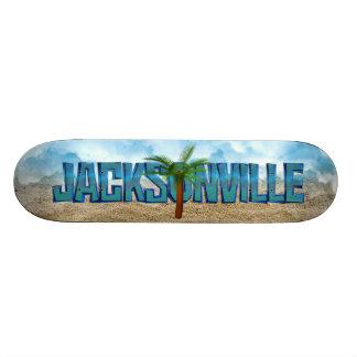 TEE Jacksonville Skate Decks