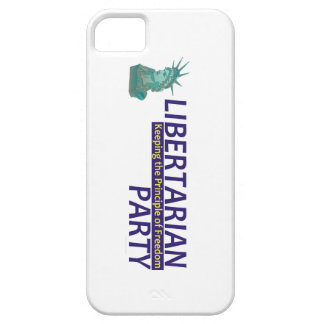 TEE Libertarian Party Case For The iPhone 5