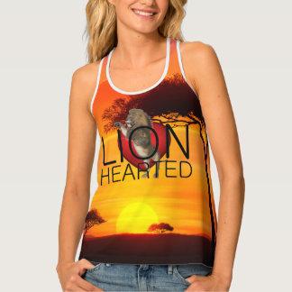 TEE Lionhearted