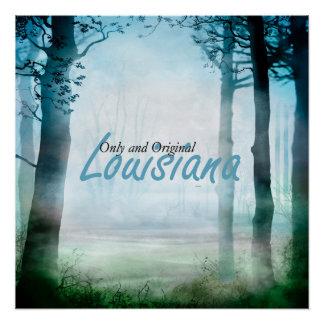 TEE Louisiana Perfect Poster