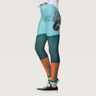 TEE Memphis Leggings